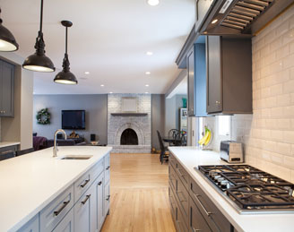 Libertyville Kitchen Renovation