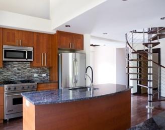 Barrington Guest House Kitchen
