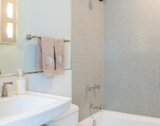 Lincoln Park Bathroom
