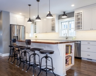 Libertyville Residence Kitchens
