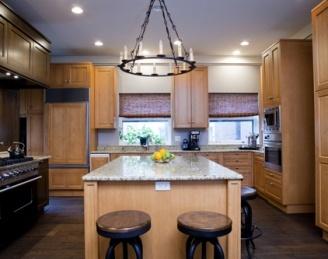 Poppy House Kitchen