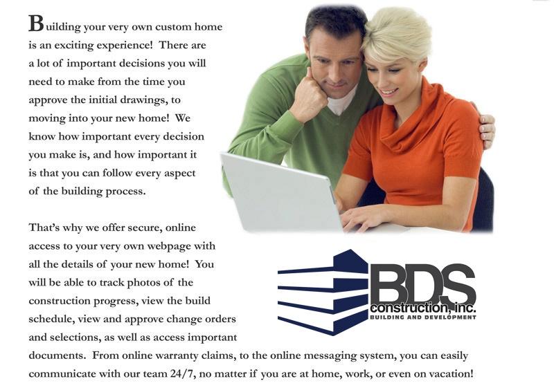 BDS Construction.
